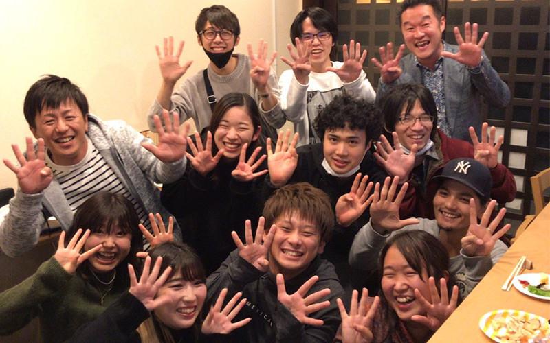 イベント21大阪・京都合同忘年会